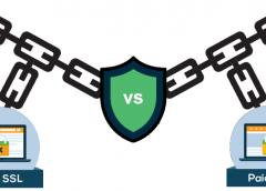 Sự khác biệt giữa chứng chỉ SSL Positive Comodo và chứng chỉ SSL Let's Encrypt