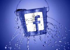 Facebook thu thập trái phép 1,5 triệu email người dùng nhằm phục vụ mục đích riêng