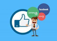 Hướng dẫn giữ chỉ số like Facebook khi chuyển website từ HTTP sang HTTPS