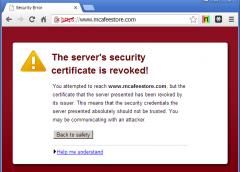 Việc thu hồi chứng chỉ SSL hoạt động như thế nào?