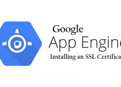 Cài đặt Chứng chỉ SSL / TLS trong Google App Engine
